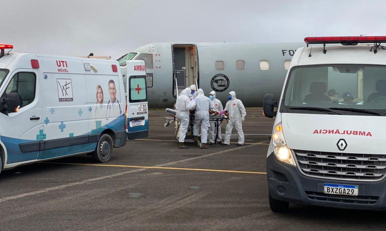 Rondônia estuda transferir pacientes com  covid-19 para outros estados