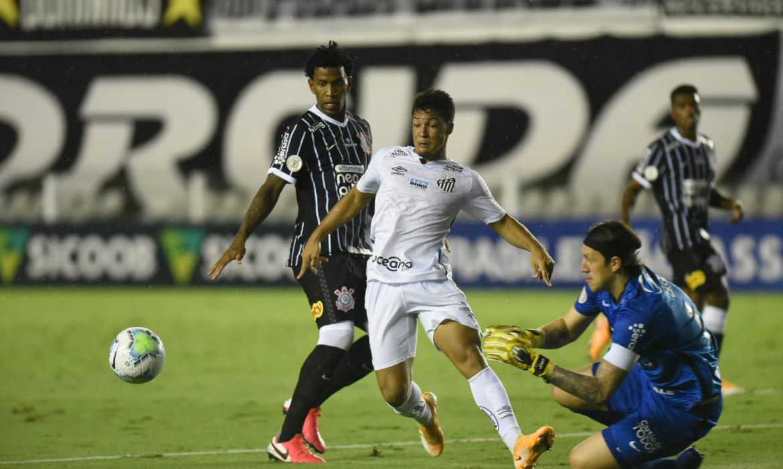 Santos vence Corinthians na Vila e ainda sonha com Libertadores