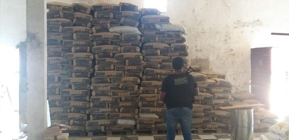 Polícia Civil prende empresário suspeito de receptar carga furtada de cimento no MA