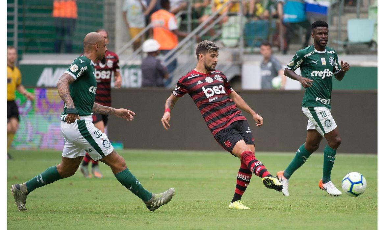 CBF divulga tabela da Série A com Flamengo e Palmeiras na 1ª rodada