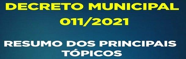 DECRETO MUNICIPAL, PREFEITURA MUNICIPAL DE GONÇALVES DIAS - MA