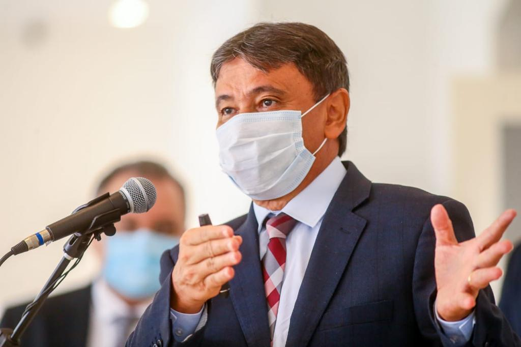 Governador do Piauí  anuncia que Brasil receberá 10 milhões de vacinas da Índia