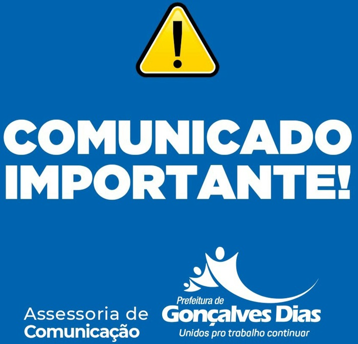 GONÇALVES DIAS, DECRETO MUNICIPAL 015/2021