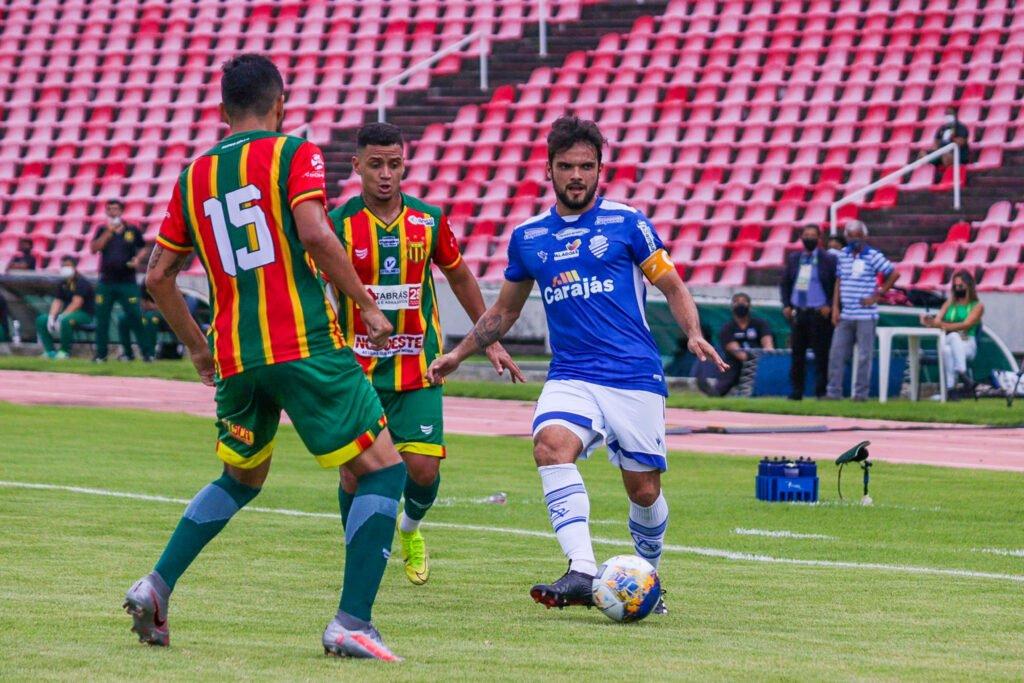 Copa do Nordeste: Sampaio empata com o CSA-AL e avança para as quartas de final