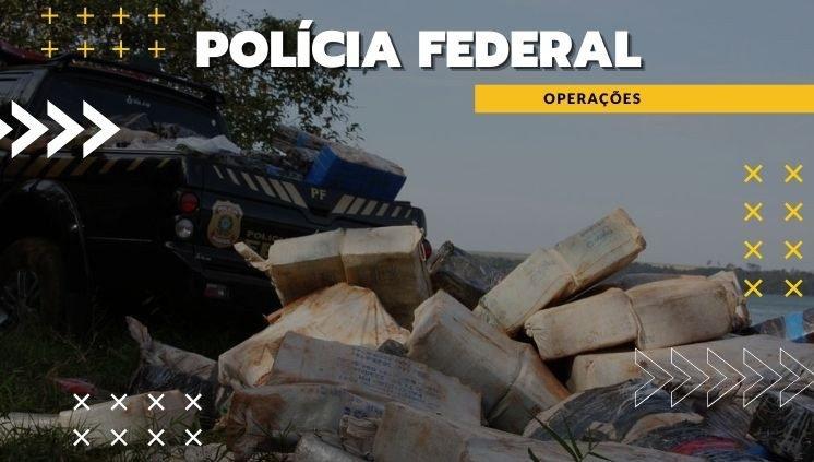 PF deflagra operação Melicertes para combater contrabando de cigarros em São Luis e  Bequimão