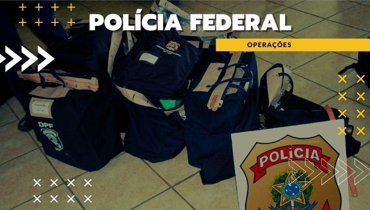 Polícia Federal deflagra operação para combater falsificação de cédulas no Maranhão e mais 23 estados incluindo o Distrito Federal
