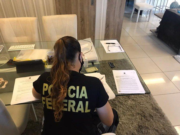PF investiga fraude e superfaturamento na aquisição de equipamentos destinados ao combate à pandemia da COVID-19 em São Luis