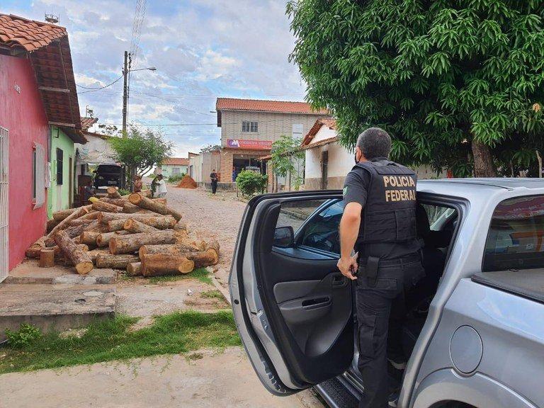 PF desarticula facção criminosa que atuava no interior do Maranhão